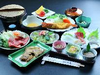 【スタンダード】これぞ南知多の海鮮料理!伊勢湾の眺望と美食を味わう! 【お食事は個室食】