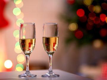 【Xmasステイ2018】期間限定!ケーキ&スパークリングワイン(ハーフ)特典付プラン