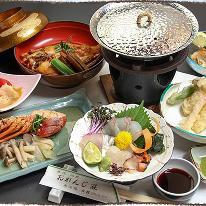 ちょっと豪華に♪季節の地魚姿造&淡路島の海の幸を堪能★ 〔1泊2食〕