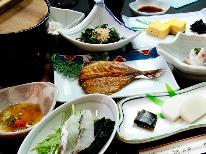 【朝食付】一日の始まりは和朝食で♪おおやの朝食付きプラン