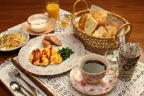 【1泊朝食付】自家製カスピ海ヨーグルトがおすすめ♪戸隠の清々しい朝にぴったり!