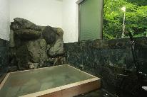 1品を清流のヤマメの料理に★自然溢れる梅ヶ島の秘湯で過ごすひとときを-2食付-