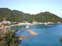【HP限定価格】阿納海水浴場は目の前! ¥7,500~で若狭湾の「旨い!」を堪能★+゜