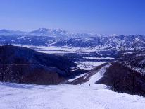 【HP限定価格】【割引リフト1日券付】人気の野沢温泉スキー場!パウダースノーを enjoy ♪ほっこり朝食付♪[1泊朝食付]