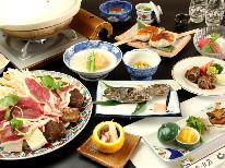 【グレードアップ】希少価値が高い!!松村牧場 香り豚 をしゃぶしゃぶで食す♪大満足な 1泊2食付 プラン