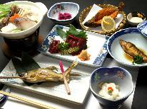 【1泊2食付】那珂川名物の鮎が1尾&馬刺し付でこのお値段?!とちぎの旬の味覚を堪能♪《9/30まで》