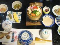 【朝から気分ほっこり♪】女将のまごころこもった朝食付きプラン