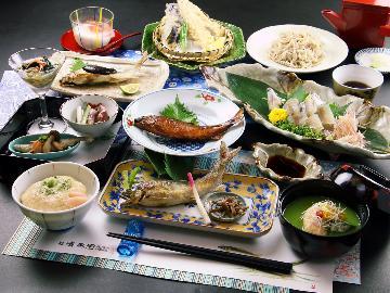 【鮎綴り~Ayutsuzuri~】旬の鮎を様々なお料理で綴る鮎づくしコース