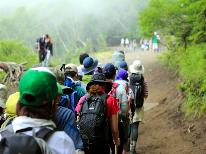 山ガール&岳メンお待ちしてます!山歩き・ハイキングに!ベストシーズンの富士忍野高原を歩こう!