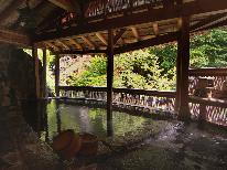 【雑誌掲載記念】奥日光・川俣温泉 清流沿いのホテル「仙心亭」で癒やしのひとときを~1泊2食~