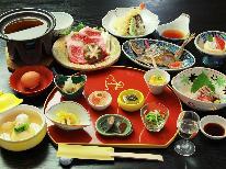 【平日1日3組】10,800円で大満足!福島牛すき焼きを口いっぱいに頬張る!冬を楽しむトクトク旅行