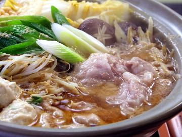 お値打ち!みそ鍋or塩麹鍋 スタンダードAプラン