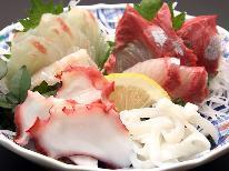 天草の恵み♪新鮮地魚満載+ヘルシー豚しゃぶ+館内ビール無料♪