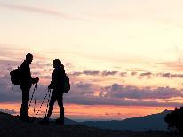 【登山&トレッキング】おにぎり弁当!特典付♪大船山・久住山・黒岳!風光明媚!大自然を満喫!