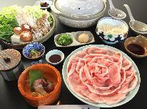 1泊2食10,000円~!リーズナブルに日本三景・天橋立を楽しむ『豚しゃぶプラン』☆彡