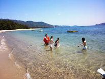 【夏休み限定★お子様特典付】海水浴場まで車で1分!海の幸満載ファミリープラン♪