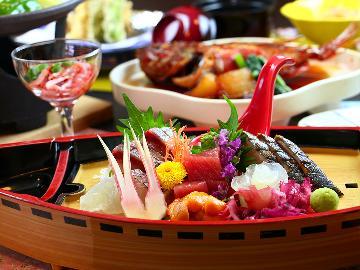 【11月限定!】旬の食材を活かした船盛が食べられる贅沢プランが期間限定でお得に!最大7,500円OFF★