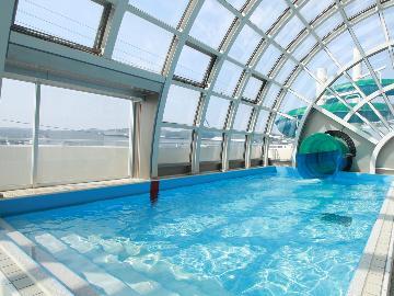 【夏休み特別企画】夏だ!海だ!海鮮ダー!温泉もプールも無料!お子様特典付き【1泊2食付】