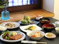 【スタンダード】四季折々地元産の食材を味わう女将の手料理♪戸隠満喫(1泊2食付)