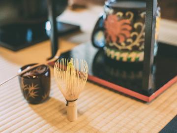 【秋祭り満喫★第2弾】茶室『華蔵院』でお茶と庭を楽しみ、旧温泉街を散策♪