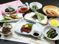 【リーズナブルでオトクに♪】ビジネスや女性・シニアに人気!1泊2食付プラン