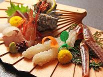 『せこガニ+活ガニ』プラン♪甘~~~い!!!プリップリ活蟹を心行くまで体験しちゃう活ガニフルコース♪