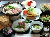 【スタンダード】四季折々の富士山と山中湖の景色に感動☆当館の手作り定番料理を味わう♪