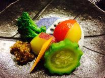 ◆本館:一日一組様ホームページ限定お食事コース・延命蕎麦遊膳◆