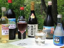 【雪見酒】 信州の冬旅♪旬の味覚満載の選べる地酒&スイーツプラン 《1泊2食付》