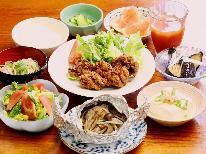 【1泊3食付】早朝出発やトレッキングの方に最適♪2食+昼食分のお弁当付。。安心して山のぼり開始!