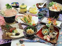【2室限定★個室食】個室でゆったりご夕食♪新潟の美味と美肌の湯を満喫[1泊2食]