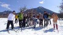 クロスカントリースキー体験プラン