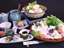 和歌山と言えばクエ!!旨味が凝縮された豪華★『天然クエ鍋』を思う存分楽しめるプラン♪