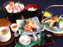 当館人気のお料理♪紀州うめどりの陶板焼付会席プラン