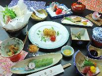 【ワンドリンクサービス】幸楽の津和野ヘルシー♪グルメプラン[1泊2食付]