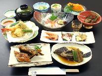 平日限定のベストプライス!つり幸自慢の旬魚を満喫!★