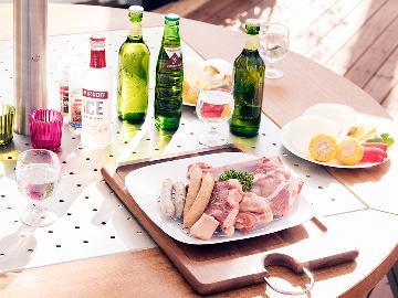 【新企画】食欲の秋に嬉しい♪ 選べる和食 or BBQプラン