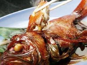 【年末年始】12/30-1/3限定◆伊豆の味覚!金目鯛の煮付けプラン