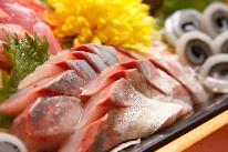 【リニューアルOPEN!】新鮮海の幸満彩!1泊2食付きプラン♪