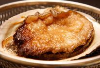 【直予約価格】新鮮あわびの踊り焼きプラン(最安価格12,600円~)