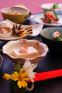 ホームページ予約の特典付 一泊二食海本プラン