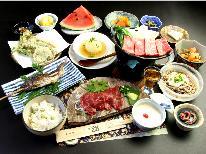長寿の秘訣‼豪華な料理と温泉を堪能しよう☆