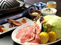 大山ジンギスカン!高原野菜とラム肉を味わう大山名物を堪能☆【一泊二食】