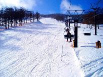 【1泊2食】片品村 宿泊者特別割引♪片品スキー場共通 リフト割引券 プレゼント!お得にスキー&ボード楽しもう