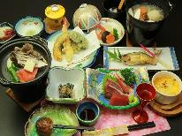 会津の郷土料理と源泉掛け流し温泉を楽しむ♪