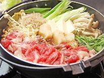 絶品!!近江牛のすき焼き♪口に入れた瞬間、とろけるお肉(●´艸`)