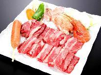 【ファミリーにイチオシ☆1泊3食付】4種類の海老料理を味わえる「海老づくし」とBBQ両方堪能☆