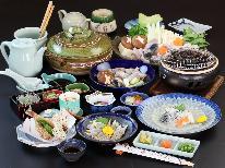 女将オススメ!!★ふぐ竹★郷土料理「ふぐの魚醤焼き」付♪人気のふぐプラン 特典付き^