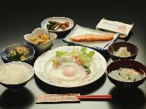 【朝食付】自家製みそを使った お味噌汁!炊きたてご飯&野沢菜漬け♪ホッとする朝食をご賞味下さい