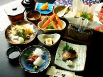 お得に旬を満喫☆港町・舞鶴の四季を味わうミニ会席コース♪